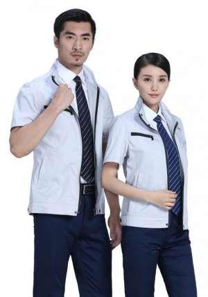 628夏季短袖工作服