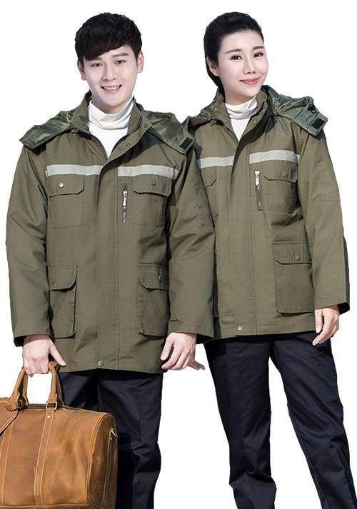 定制职业装大衣需要注意哪些?
